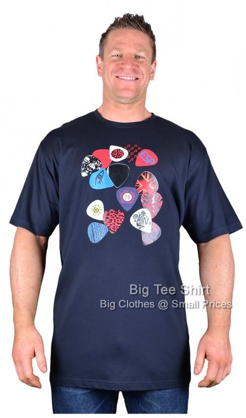 Big mens navy espionage cooper t shirt 2xl 3xl 4xl 5xl 6xl for Mens t shirts 4xl