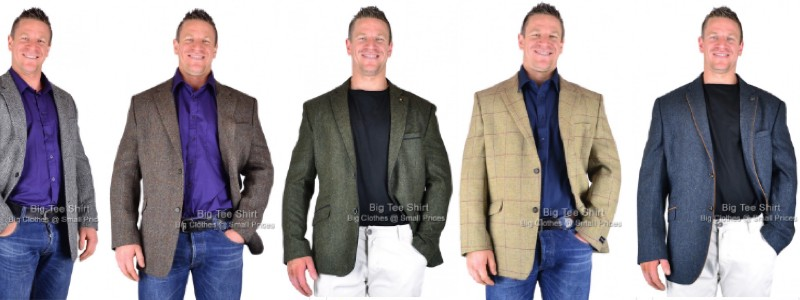 Dapper Clothes for Big Blokes