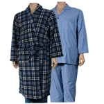 Dressing Gowns & Pyjamas
