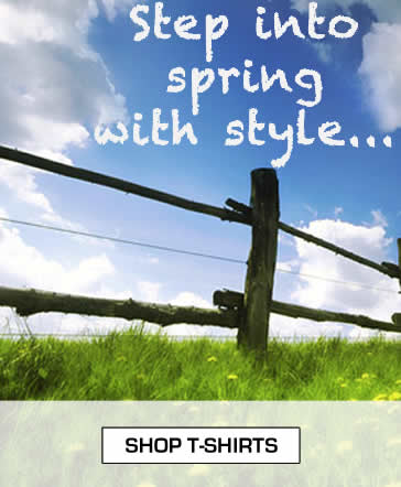 Step into Spring with style
