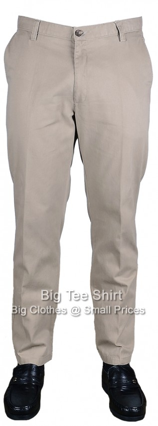 "Beige Woodbrie Harper 31"" IL Chinos  - Damaged or Seconds"