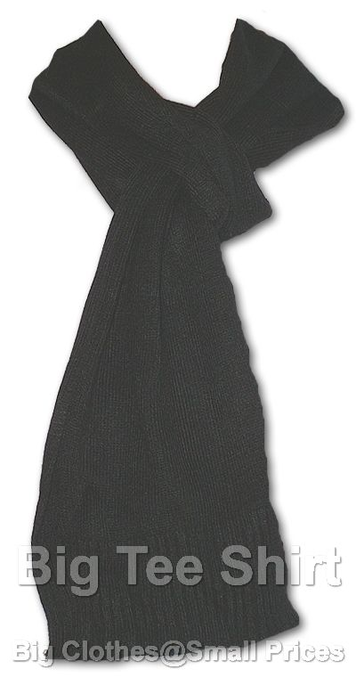 Black Duke Jerry Scarf - End of line