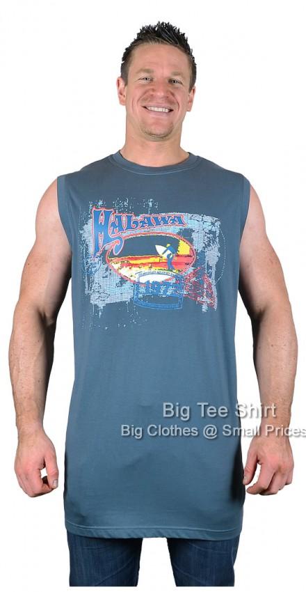 Halowa Sleeveless Airforce Metaphor T Shirt 3xl To 7xl