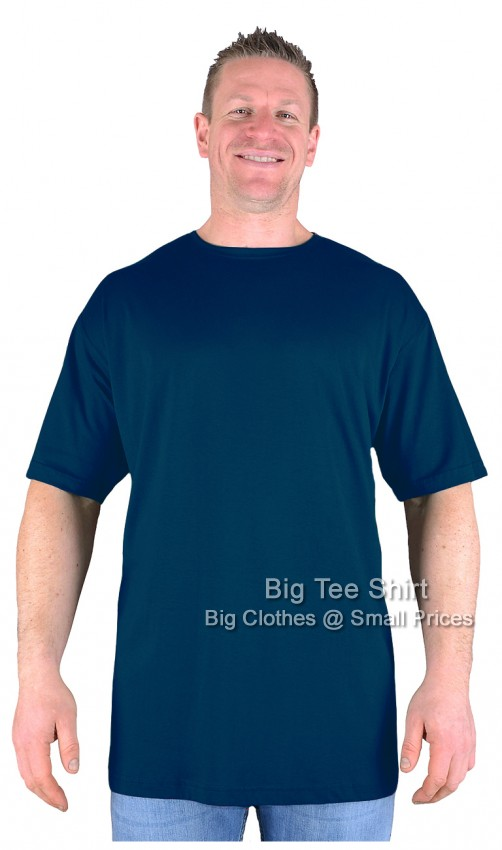 Navy Blue BTS BIG LAD T-Shirt  Size 10XL