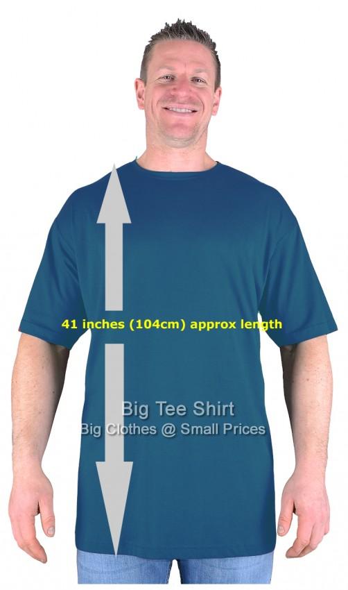 Big Tee Shirt Extra Tall T Shirt Nightshirt Clothing Big