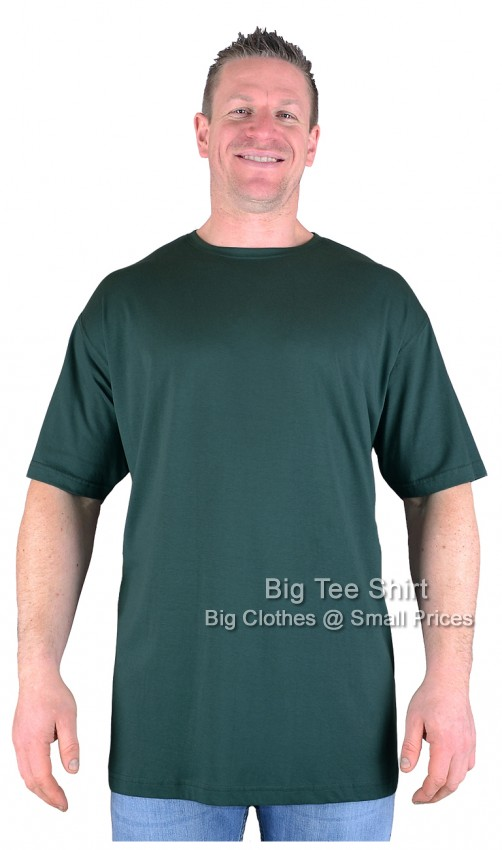 Bottle Green BTS BIG LAD T-Shirt Size 10XL