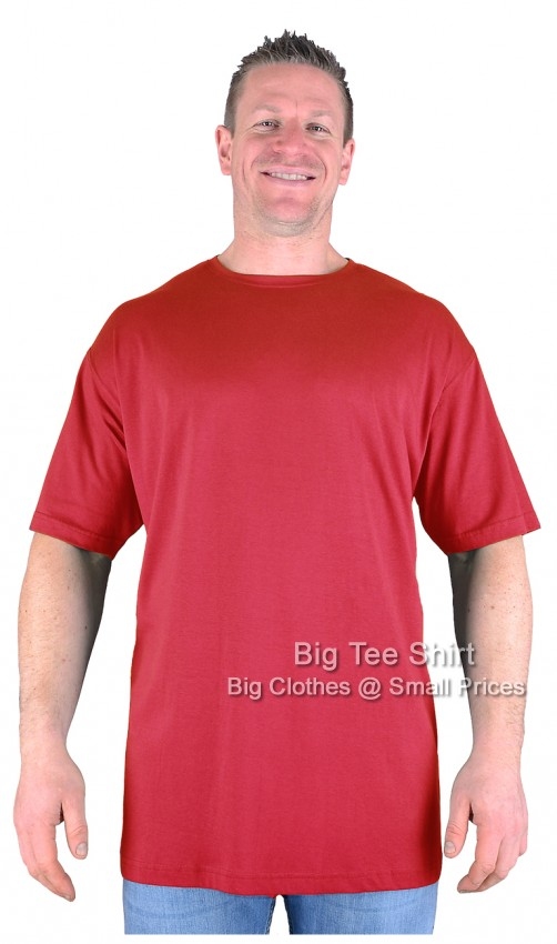 Red BTS BIG LAD T-Shirt  Size 10xl