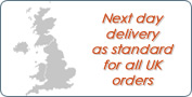 Next Delivery as standard on all UK orders
