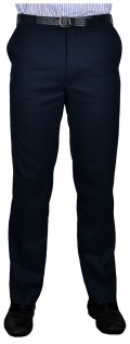 Navy Durapress 29 Inch IL Trousers Size 42 to 62