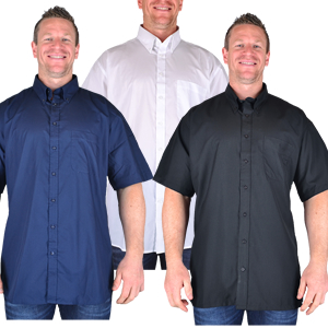 Plain Short Sleeve Shirts