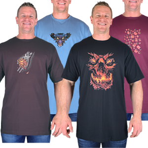 Dark Theme T-Shirts
