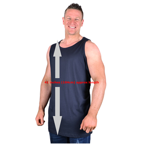 Extra Tall Vests