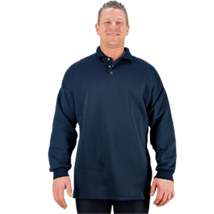 Button Collar Sweatshirts 9XL to 13XL