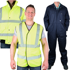 Mens Hi Vis & Workwear